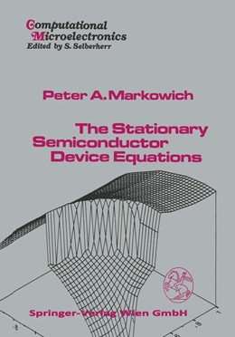 Abbildung von Markowich | The Stationary Semiconductor Device Equations | 1985
