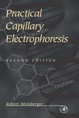 Abbildung von Weinberger   Practical Capillary Electrophoresis   2nd edition   2000