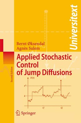 Abbildung von Øksendal / Sulem | Applied Stochastic Control of Jump Diffusions | 2nd ed. | 2007