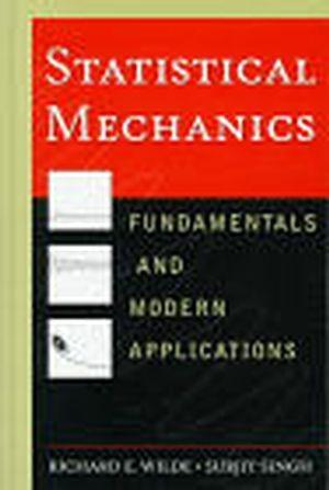 Abbildung von Wilde / Singh   Statistical Mechanics   1997