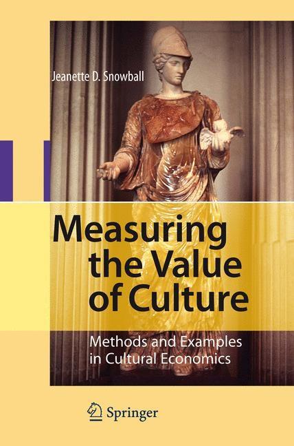 Abbildung von Snowball | Measuring the Value of Culture | 2007