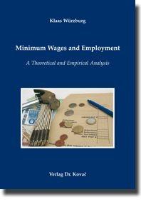 Abbildung von Würzburg   Minimum Wages and Employment   2009
