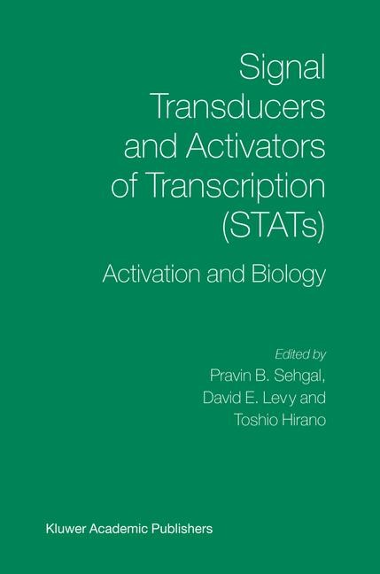 Abbildung von Sehgal / Levy / Hirano | Signal Transducers and Activators of Transcription (STATs) | 2003