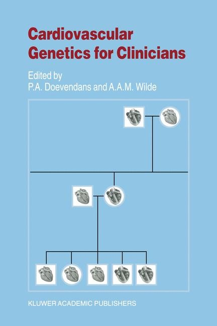 Abbildung von Doevendans / de Wilde | Cardiovascular Genetics for Clinicians | 2001