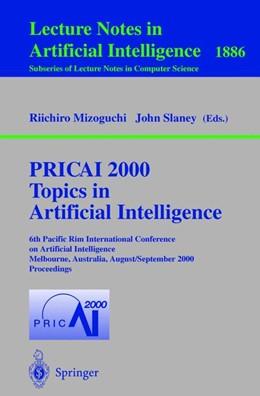 Abbildung von Mizoguchi / Slaney   PRICAI 2000 Topics in Artificial Intelligence   2000   6th Pacific Rim International ...
