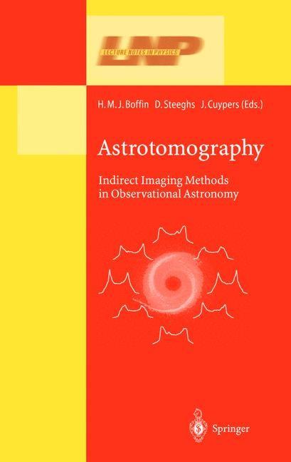 Abbildung von Boffin / Steeghs / Cuypers | Astrotomography | 2001