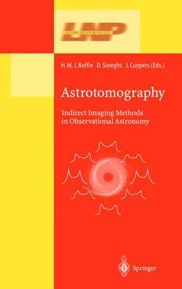 Abbildung von Boffin / Steeghs / Cuypers | Astrotomography | 2001 | Indirect Imaging Methods in Ob... | 573