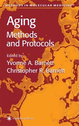 Abbildung von Barnett | Aging Methods and Protocols | 2000