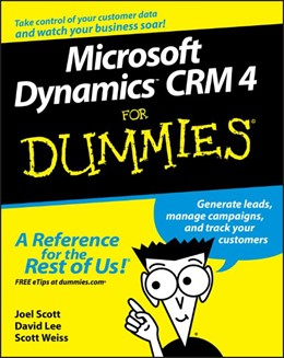 Abbildung von Scott / Lee / Weiss | Microsoft Dynamics CRM 4 For Dummies | 2008