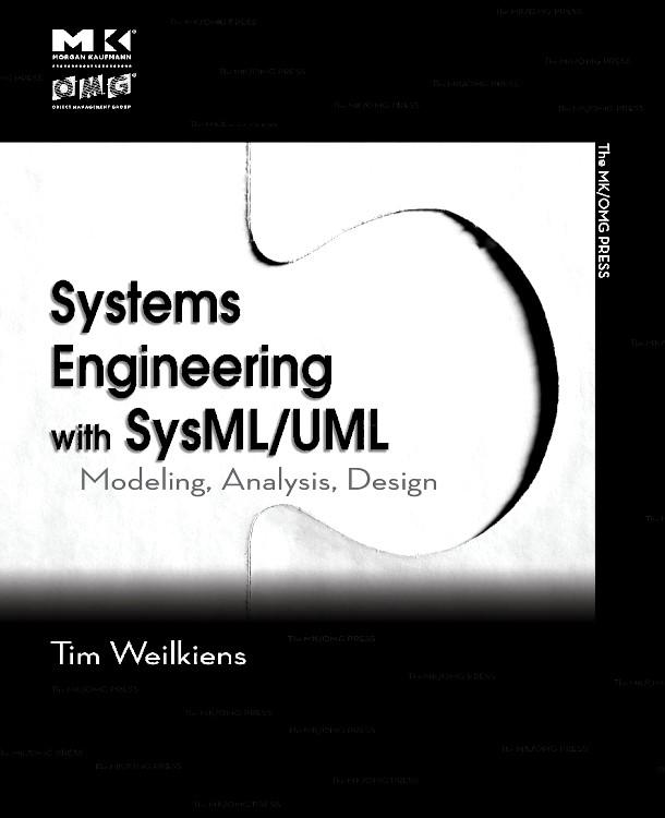 Abbildung von Weilkiens | Systems Engineering with SysML/UML | 2008
