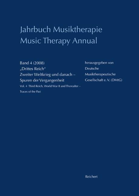 Abbildung von Jahrbuch Musiktherapie / Music Therapy Annual | 2009
