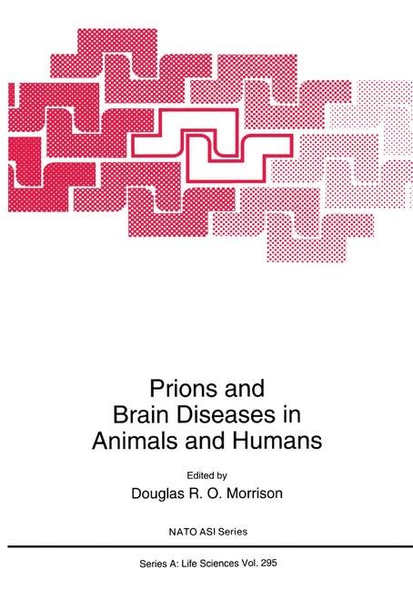 Abbildung von Morrison | Prions and Brain Diseases in Animals and Humans | 1998
