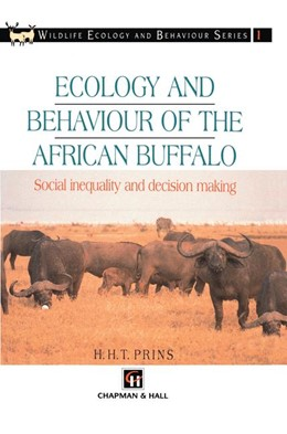 Abbildung von Prins | Ecology and Behaviour of the African Buffalo | 1995 | Social inequality and decision...