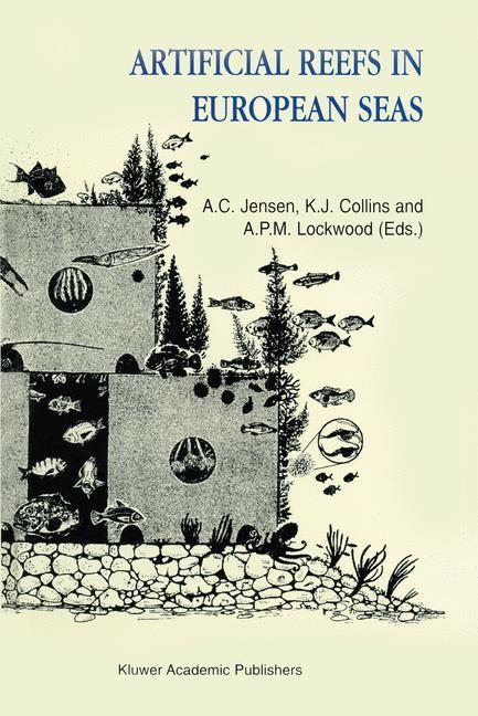 Abbildung von Jensen / Collins / Lockwood | Artificial Reefs in European Seas | 2000