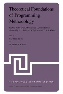 Abbildung von Broy / Schmidt | Theoretical Foundations of Programming Methodology | 1982 | Lecture Notes of an Internatio... | 91
