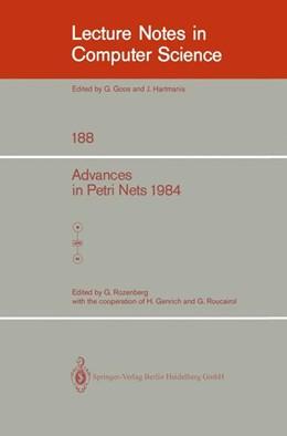 Abbildung von Rozenberg   Advances in Petri Nets 1984   1985   188
