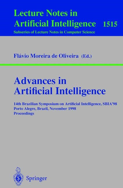 Advances in Artificial Intelligence | Oliveira, 1998 | Buch (Cover)