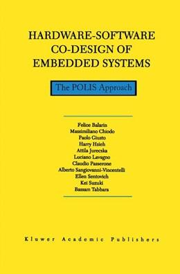 Abbildung von Balarin / Giusto / Jurecska | Hardware-Software Co-Design of Embedded Systems | 1997