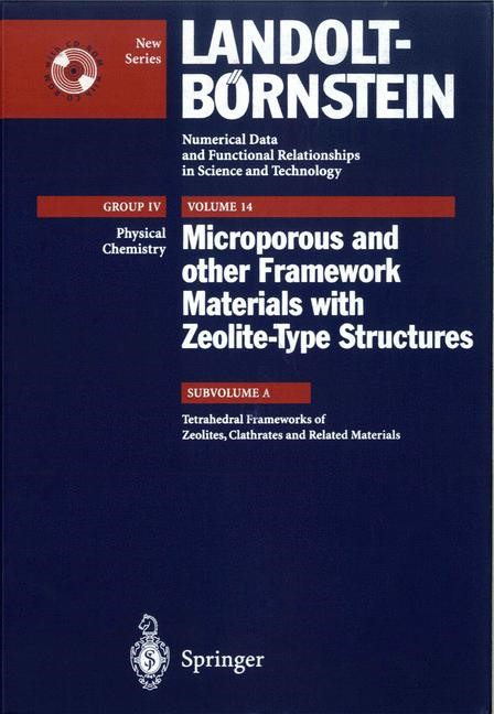 Abbildung von Smith   Tetrahedral Frameworks of Zeolites, Clathrates and Related Materials   2000