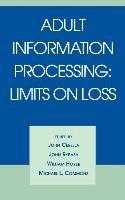 Abbildung von Cerella / Rybash / Commons | Adult Information Processing | 1993