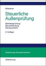 Abbildung von Mösbauer | Steuerliche Außenprüfung | 2., völlig überarb. und erw. Aufl. | 2005