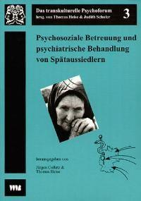Psychosoziale Betreuung und psychiatrische Behandlung von Spätaussiedlern   Collatz / Heise, 2002   Buch (Cover)