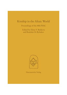 Abbildung von Boikova / Rybakov | Kinship in the Altaic World | 2006 | Proceedings of the 48th Perman... | 150