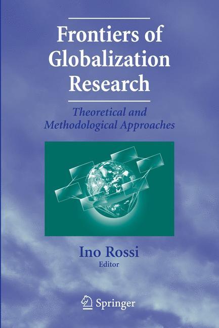 Abbildung von Rossi | Frontiers of Globalization Research: | 2008