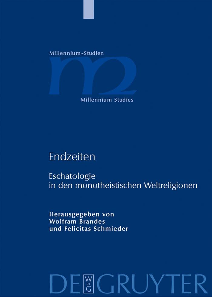 Endzeiten | Brandes / Schmieder, 2008 | Buch (Cover)