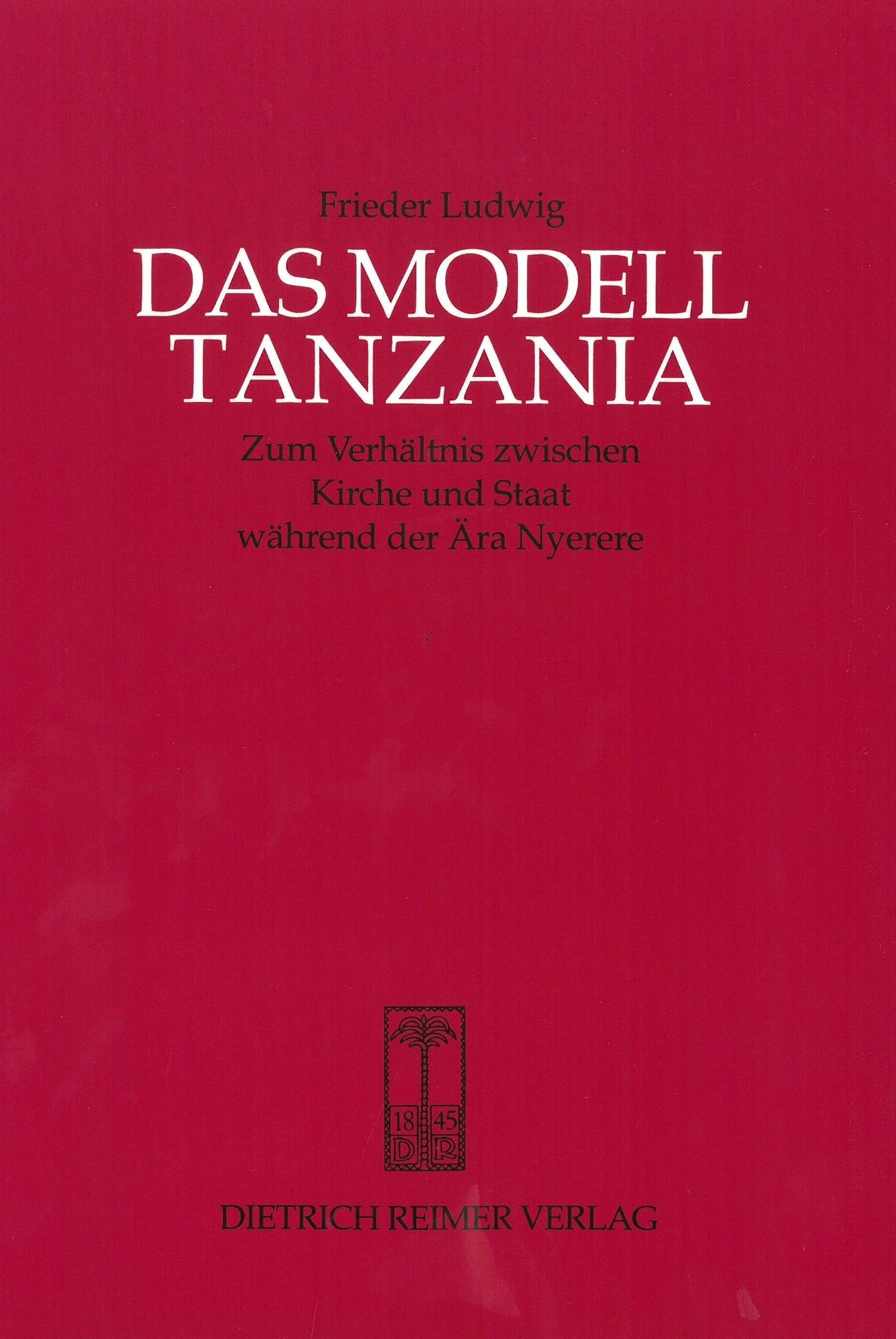 Abbildung von Ludwig | Das Modell Tanzania | 1995