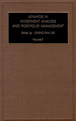 Abbildung von Lee   Advances in Investment Analysis and Portfolio Management   2000