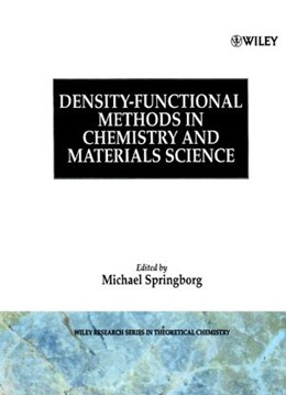 Abbildung von Springborg | Density-Functional Methods in Chemistry and Materials Science | 1997
