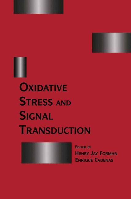 Abbildung von Forman / Cadenas | Oxidative Stress and Signal Transduction | 1997