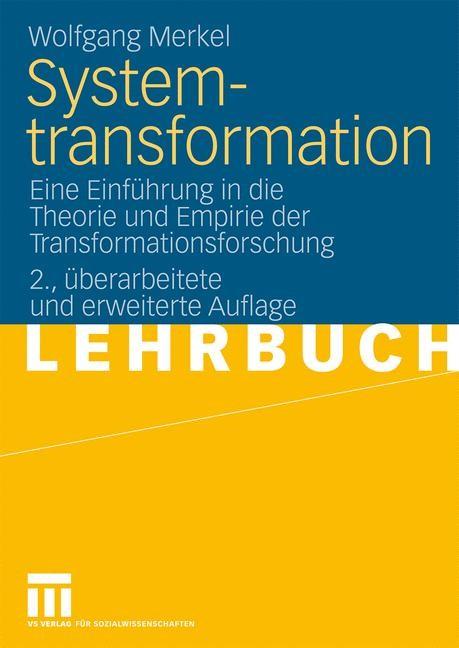 Abbildung von Merkel | Systemtransformation | 2., überarb. u. erw. | 2009
