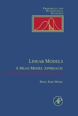 Abbildung von Moser | Linear Models | 1996 | A Mean Model Approach