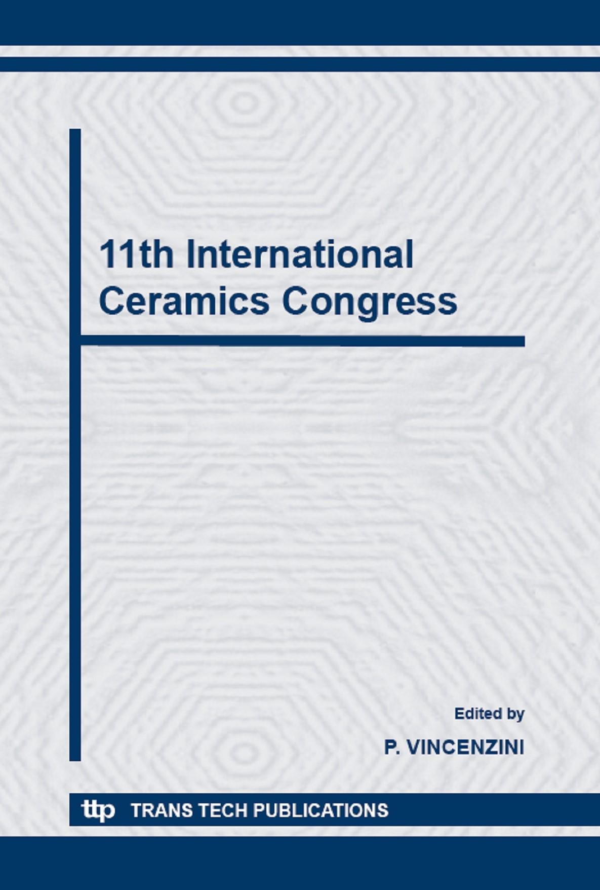 Abbildung von Vincenzini | 11th International Ceramics Congress | 2006