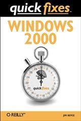 Abbildung von Jim Boyce | Windows 2000 Quick Fixes | 2000