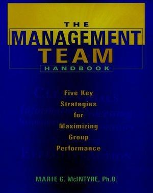 Abbildung von McIntyre | The Management Team Handbook | 1998
