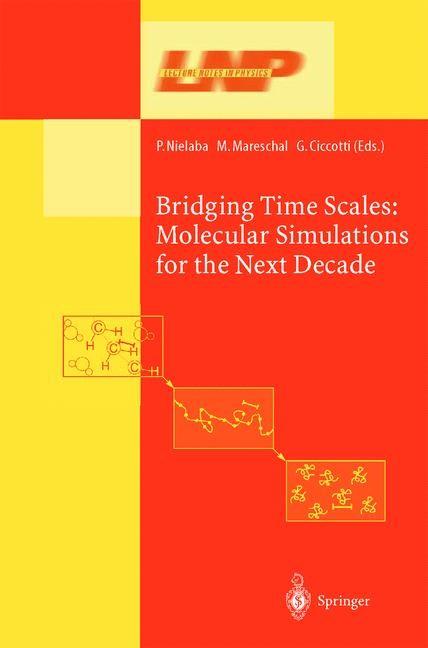 Abbildung von Nielaba / Mareschal / Ciccotti   Bridging the Time Scales   2002