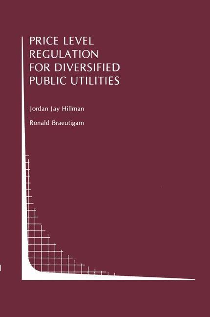Abbildung von Hillman / Braeutigam | Price Level Regulation for Diversified Public Utilities | 1989