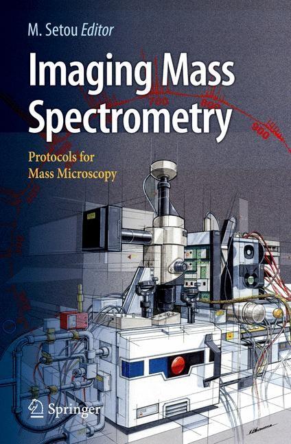 Abbildung von Setou | Imaging Mass Spectrometry | 1st Edition. | 2010