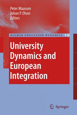 Abbildung von Maassen / Olsen   University Dynamics and European Integration   2007