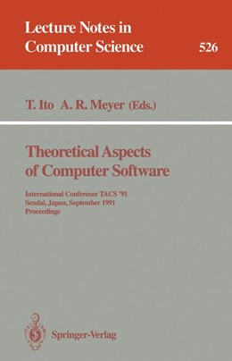 Abbildung von Ito / Meyer | Theoretical Aspects of Computer Software | 1991 | International Conference TACS ... | 526