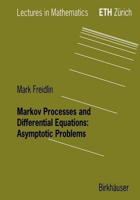 Abbildung von Freidlin   Markov Processes and Differential Equations   1996