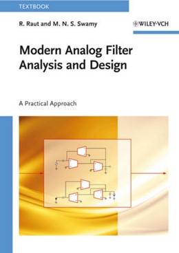 Abbildung von Raut / Swamy | Modern Analog Filter Analysis and Design | 1. Auflage | 2010 | A Practical Approach