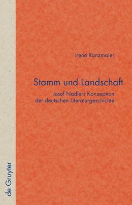 Abbildung von Ranzmaier   Stamm und Landschaft   2008