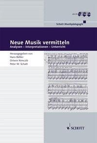 Abbildung von Schatt / Nimczik / Bäßler | Neue Musik vermitteln | 2004