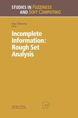 Abbildung von Orlowska | Incomplete Information: Rough Set Analysis | 1997 | 13