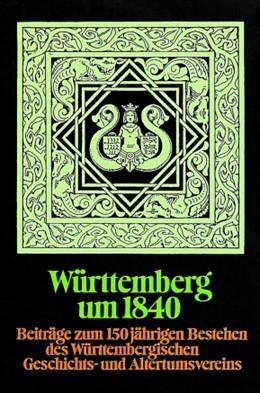 Abbildung von Maurer   Württemberg um 1840   1995   Beiträge zum 150jährigen Beste...   18