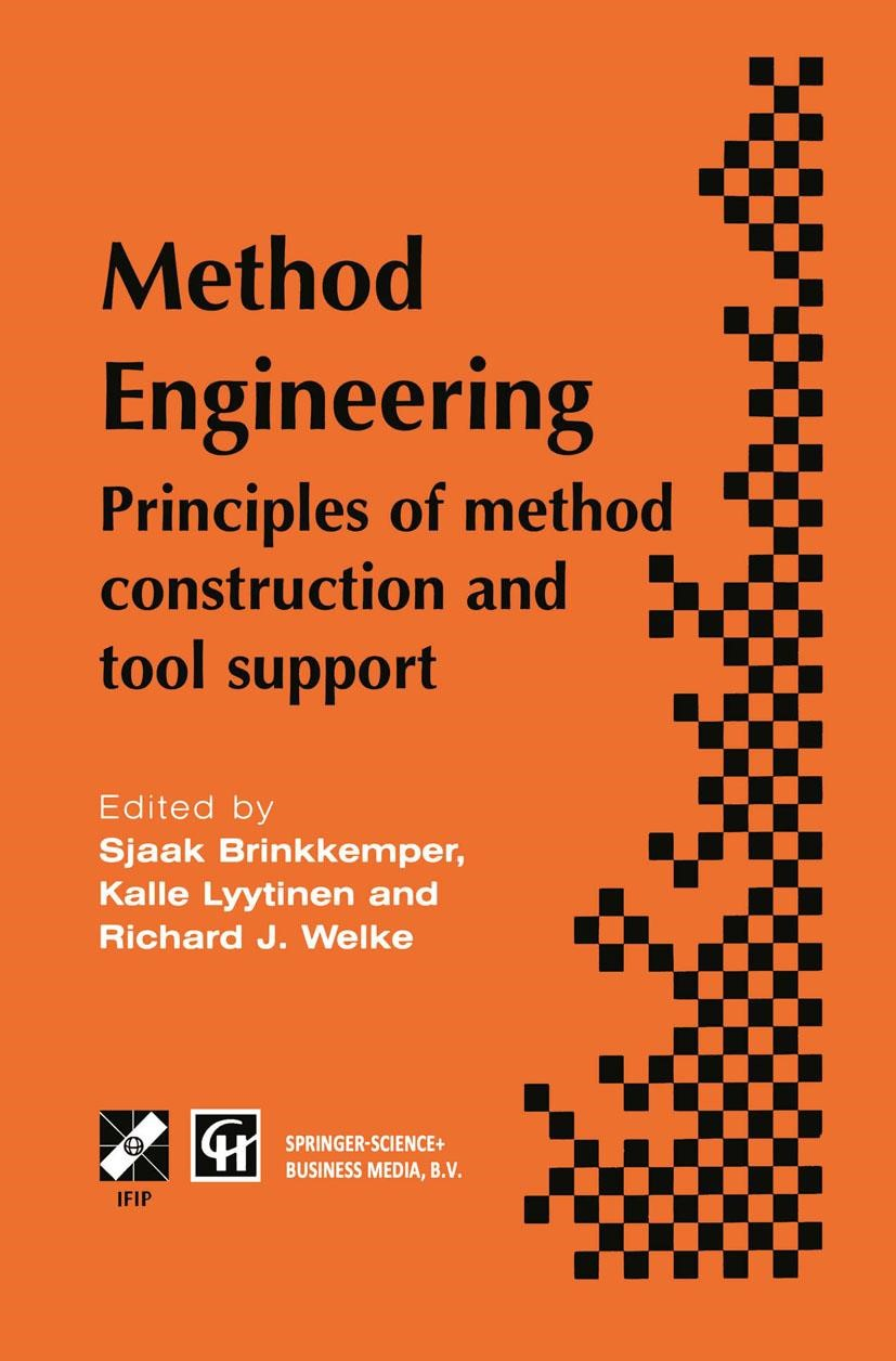 Abbildung von Brinkkemper / Lyytinen / Welke | Method Engineering | 1996